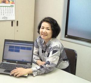 3級FP技能士 岡田 寿美子